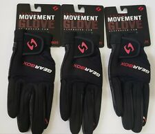 GEARBOX MOVEMENT RACQUETBALL GLOVE RIGHT HAND X-LARGE 3 GLOVES NEW