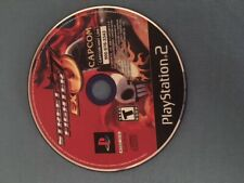 Street Fighter Ex3 (Sony PlayStation 2, 2000) Tested & Working Disc only