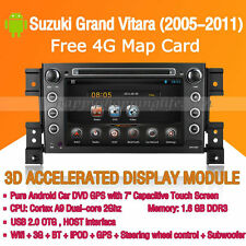 Android Multimedia Player for Suzuki Grand Vitara DVD GPS Navigaiton Radio