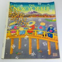 The New Yorker: February 3 1992 - Full Magazine/Theme Cover Bob Knox