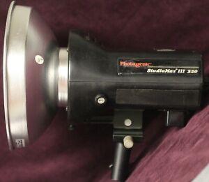 Photogenic AKC320 Professional Lighting StudioMax III 320