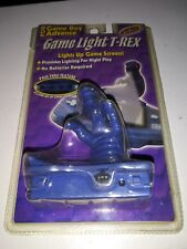 New Vintage INTEC Game Light T-Rex For Game Boy Advanced Rare Freeshipping