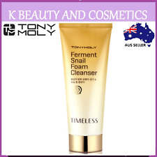 [TonyMoly] Timeless Ferment Snail Foam Cleanser 150ml Tony Moly Daily Cleansing