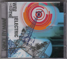 Since By Man - We Sing The Body Electric - CD (Revelation Records U.S.A.)