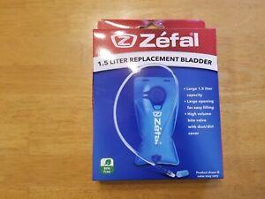 Zefal 1.5 Liter Replacement Water Bladder with Bite Valve
