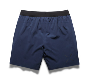 """Ten Thousand Interval Short (Lined)  9"""" Colors: Navy, Black."""
