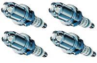 Spark Plugs x 4 Bosch Super 4 Fits Citroen Peugeot Renault Hyundai Kia Smart