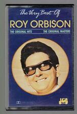 The Very Best Of Roy Orbison - Cassette Tape. JB365C