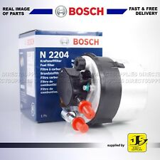 BOSCH FUEL FILTER N2204 FITS VOLVO S40 II 544 1.6 D 2005-12 GENUINE OE QUALITY