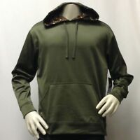 Guide Gear Pullover Hoodie Sweat Shirt - Outerwear Green - Sizes M, L, XL, 2XL