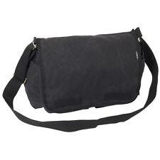 """Men's Vintage Canvas Schoolbag Satchel Shoulder Messenger Bag Laptop Bag New 16"""""""