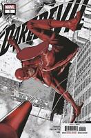 Daredevil #1 Third Print Variant Marco Checchett Cover Marvel Low Print Run