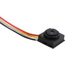 Mini 1/4 HD Sensor Color 600TVL Pinhole Lens Security Camera Micro Camera 3.7mm