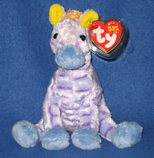 TY VEGAS the ZEBRA BEANIE BABY - MINT with MINT TAGS