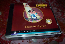 Leisure Suit Larry Collection Collector's 1,2,3,5,6 PC top larry 1-6 Collectors
