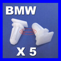 BMW E30 SILL COVER KICK PLATE TRIM CLIPS 3 Series - 51471840961