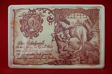 Blechschild Der Hufschmied 20x30 cm Berufschild Blechschilder Schmied 49