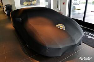 Lamborghini Aventador Indoor Car Cover Kit Brand New OEM