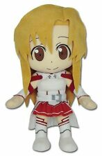 "Official New Authentic ~ 9"" Asuna Plush Doll by Sword Art Online Sao Ge-52012!"