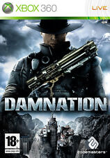 DAMNATION for Xbox 360 - with box & manual - FRA NL