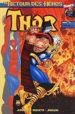 Marvel France   Thor  le retour des héros   N° 8   Très Bon Etat