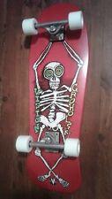 VISION - Groholski Skeleton complete skateboard reissue - Trackers & Kryptonics