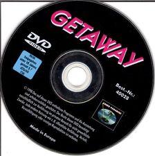 Getaway - Kim Basinger, Alec Baldwin / DVD ohne Cover #m46