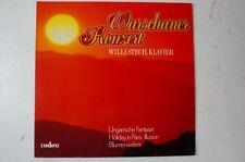 Willi Stech Berliner Symphoniker Warschauer Konzert Ungarische Fantasie (LP21)