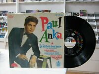 "Paul Anka 7 "" EP Spanisch The Story Of My Love + 3. 1961"