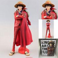 2018  POP Monkey D Luffy Battle Ver Figure Japan Anime One Piece Loose Xmas gift