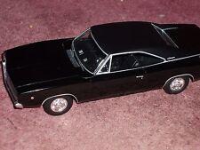 """SET of 2 REVELL 68 FORD MUSTANG & DODGE CHARGER """"BULLITT"""" MOVIE CARS 1/25 1968"""