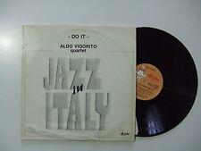 Aldo Vigorito Quartet–Do It / Jazz In Italy -Disco 33 Giri LP Album ITALIA 1990