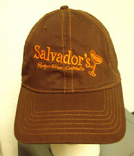 SALVADOR'S reverse-stitching cap Ready Drink Cocktails mix baseball hat alcohol