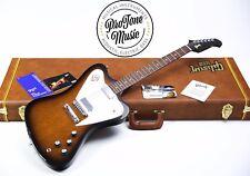 2015 Gibson Firebird Non Reverse Limited Edition Vintage Sunburst & Gibson Case