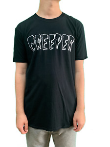 Creeper Death Card Unisex Official T Shirt Brand New Various Sizes