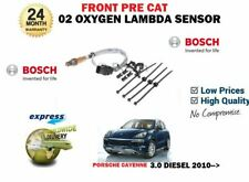 FOR PORSCHE CAYENNE 3.0 DIESEL 92A 2010 > FRONT PRE CAT 02 OXYGEN LAMBDA SENSOR