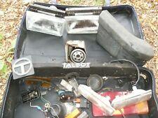 Talbot Express diesel Headlights & bump.