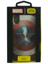 OtterBox Captain America Apple iPhone Xr Symmetry Series Protective Case Marvel