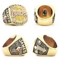 2019-2020 Los Angeles Lakers Championship Ring #JAMES NBA ...