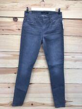 Joe Jeans 25 Womens Skinny Ankle Gray Wash Denim Pants Stretch Marta New NWT B83