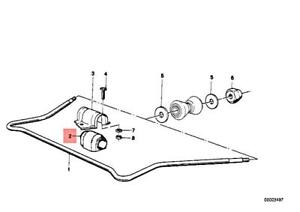 NEW OEM BMW 31351115866 Rubber Mounting