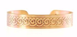 UNISEX Men's Unisex Heavy Copper Magnetic Bracelet Bangle With 6 Magnets