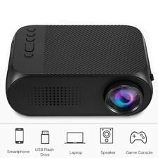 Mini Projector Portable Multimedia Home Theater Full HD LED Beamer YG300 Upgrade
