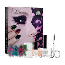 Ciate Feathered Manicure Set All A Flutter New In Box