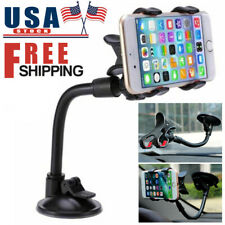 360° Car Windshield Suction Cup Mount Cradle Holder Stand For Cell Phone GPS US