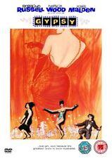 Gypsy [1962] DVD Rosalind Russell, Natalie Wood, Mervyn Brand New and Sealed