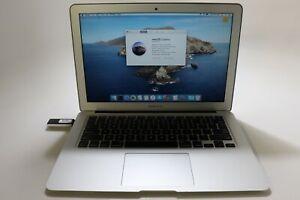"""Apple MacBook Air A1466 MJVG2LL/A I5-5250U 1.6GHz 8GB 256GB SSD 13.3"""" (7217)"""