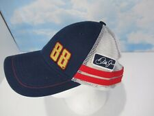 Dale Earnhardt Jr #88 Cap Valvoline NASCAR Racing Mesh Baseball Hat Trucker New
