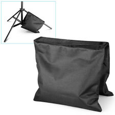 1x Black Counter Balance Sandbags Sand Bag for Photo Studio Light Stand Boom Arm