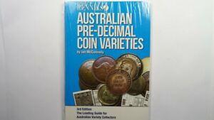 Renniks Australian Pre Decimal Coin Varieties Book 3rd Edition